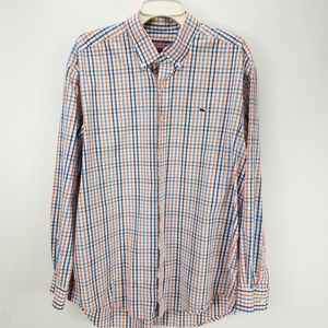 VV Coastline Check Whale Shirt